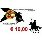 Sinterklaas Cadeaubon € 10,00
