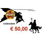 Sinterklaas Cadeaubon € 50,00