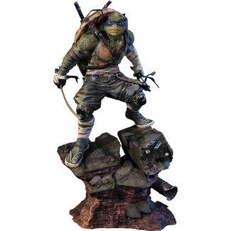Prime 1 Studio Teenage Mutant Ninja Turtles aus den Schatten heraus 1/4 Statue 61 cm Leonardo