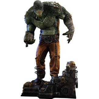 Prime 1 Studio Batman Arkham Origins Statue Killer Croc 90 cm