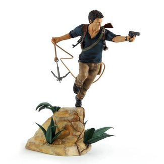 Uncharted 4 A Thief's PVC Statue Nathan Drake