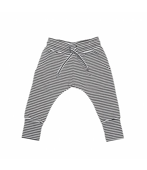 MINGO Winter Slim fit jogger Stripes