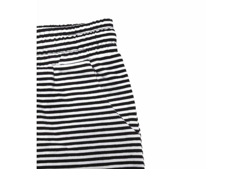 Winter Slim fit jogger Stripes
