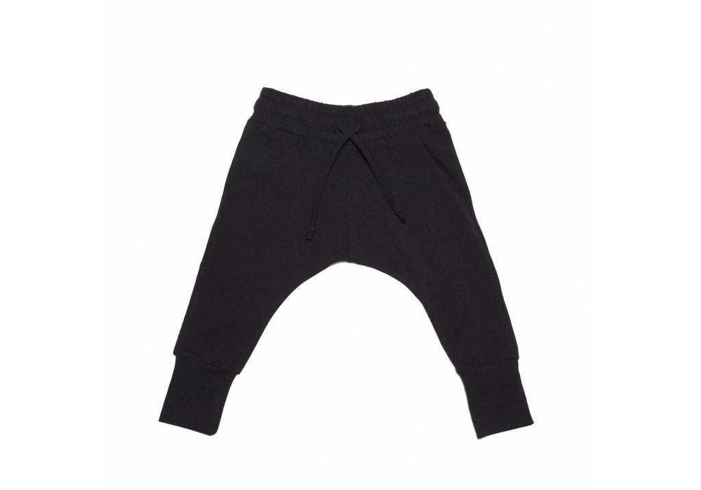 Winter Slim fit jogger black