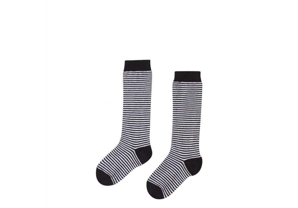 Knee socks Stripes