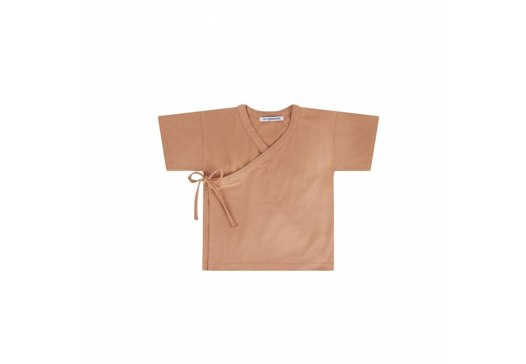 Wrap top Toasted nut