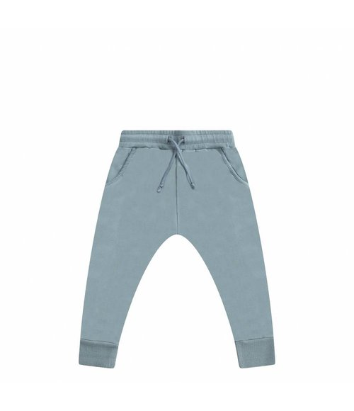 MINGO Slim fit jogger Smoke Blue