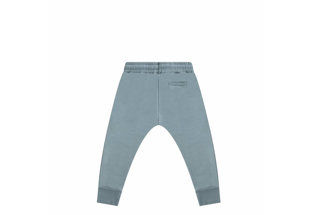 Slim fit jogger Smoke Blue