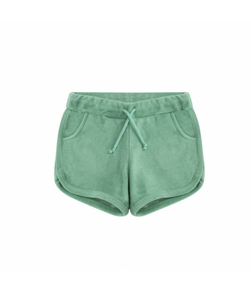 MINGO Short Sea green