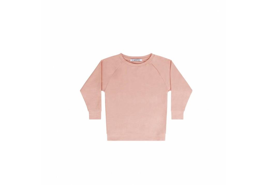 Long sleeve Peach pink