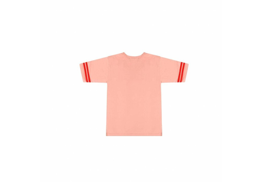 T-shirt Peach pink/Koi