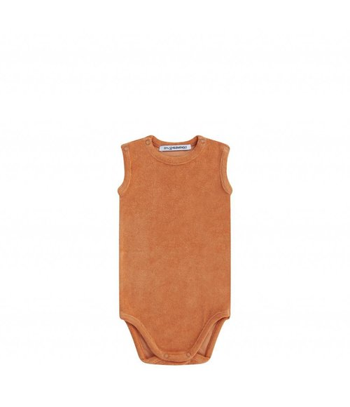 MINGO Bodysuit Toasted nut