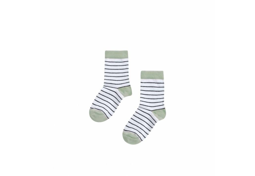 Sock Stripes/mint