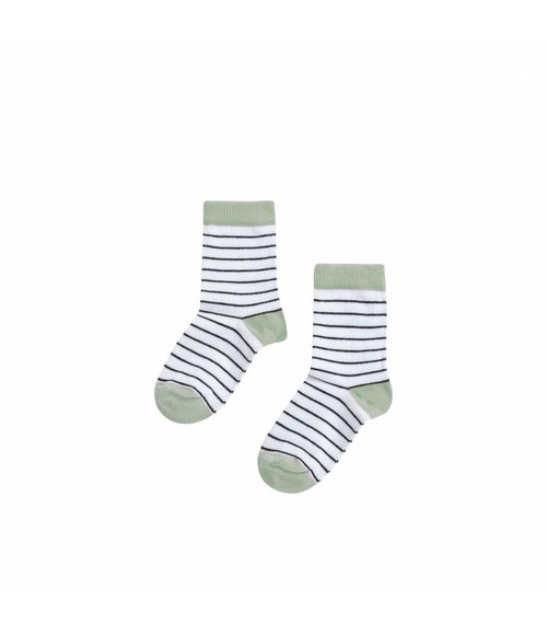 MINGO Sock Stripes/mint