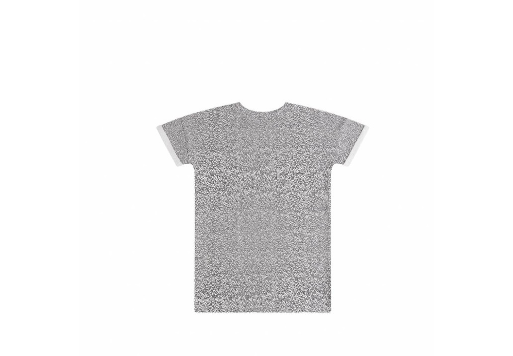T-Shirt dress Dots