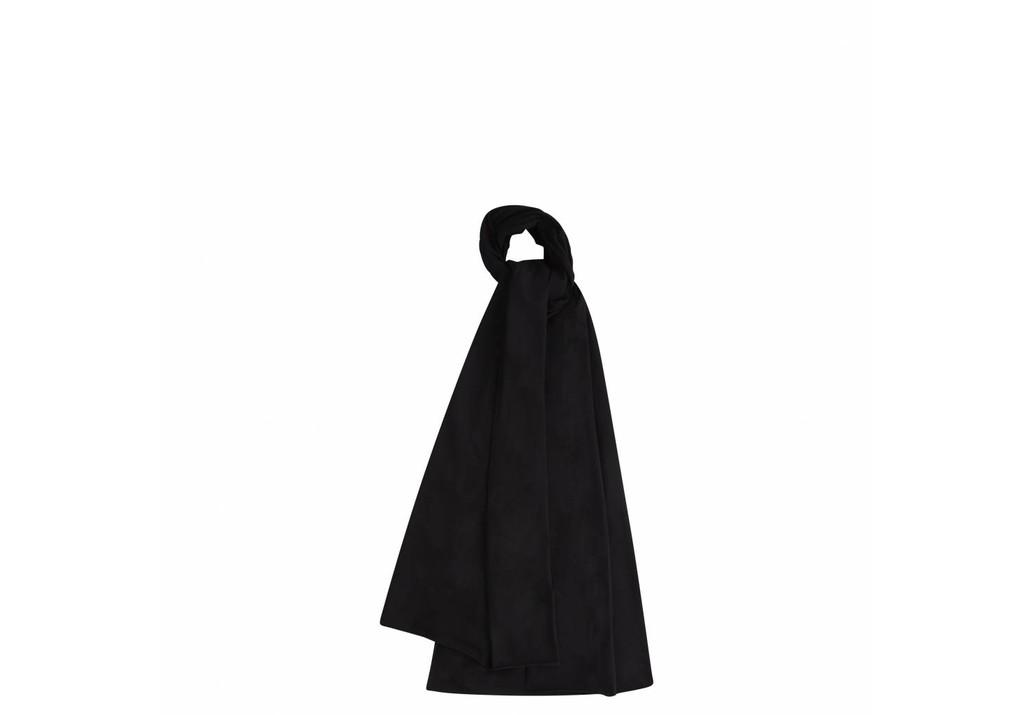 XL scarf Black