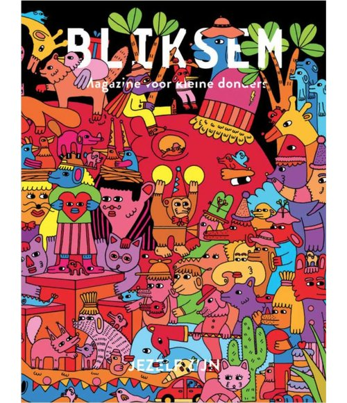 Bliksem Bliksem magazine #2