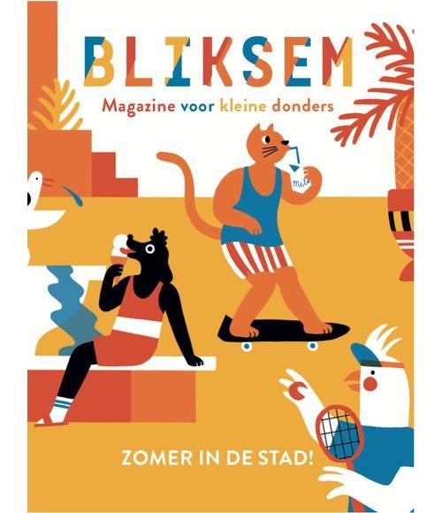 Bliksem Bliksem magazine #1