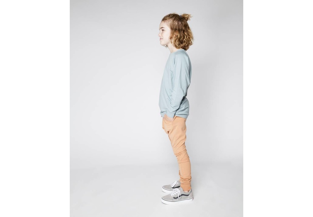 Slim fit jogger toasted nut