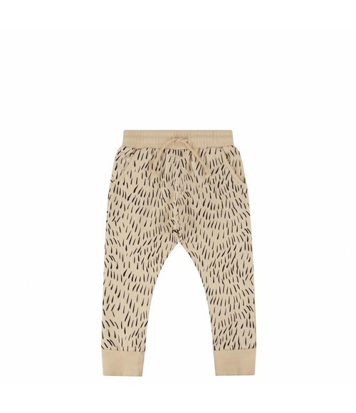 MINGO Slim fit jogger fur