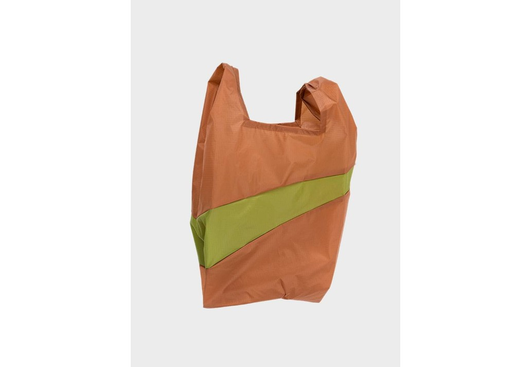 SUSAN BIJL Shoppingbag Horse & Apple, M