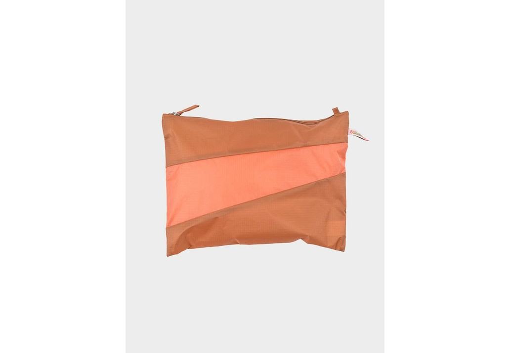 SUSAN BIJL Pouch and strap Horse & Lobster, L