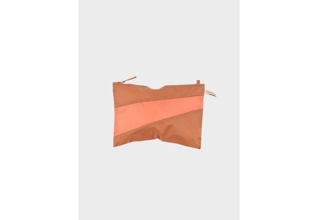 SUSAN BIJL Pouch and strap Horse & Lobster, M