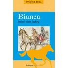 55. Bianca traint voor jockey