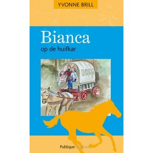 50. Bianca op de huifkar