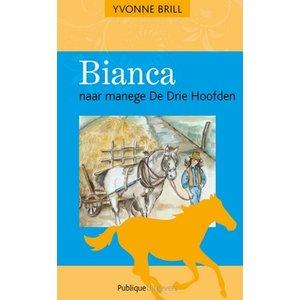 38. Bianca naar manege De Drie Hoofden