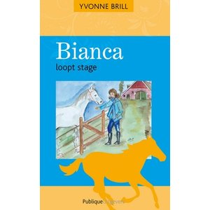 37. Bianca loopt stage