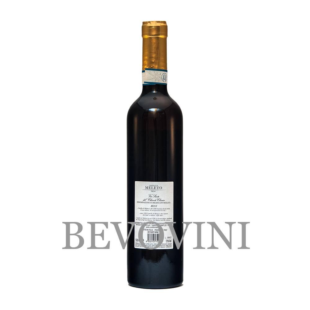 Castello di Meleto Vin Santo del Chianti Classico Doc 2008