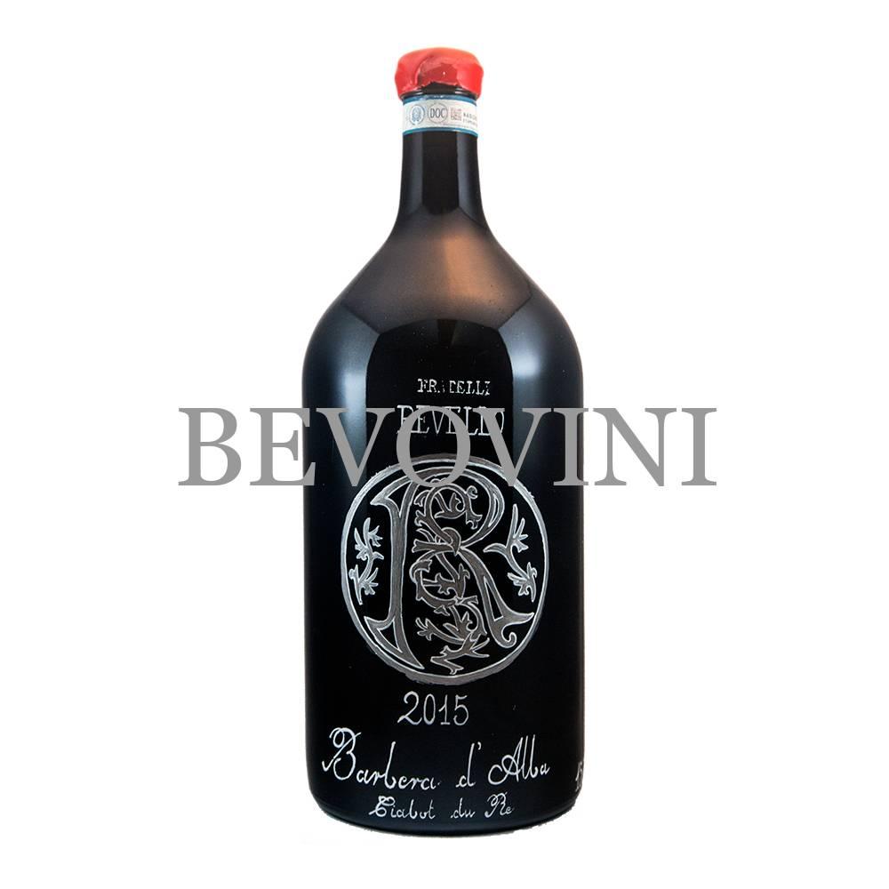 Fratelli Revello Babera d'Alba Doc - Ciabot du Re 2018 - 3 liter