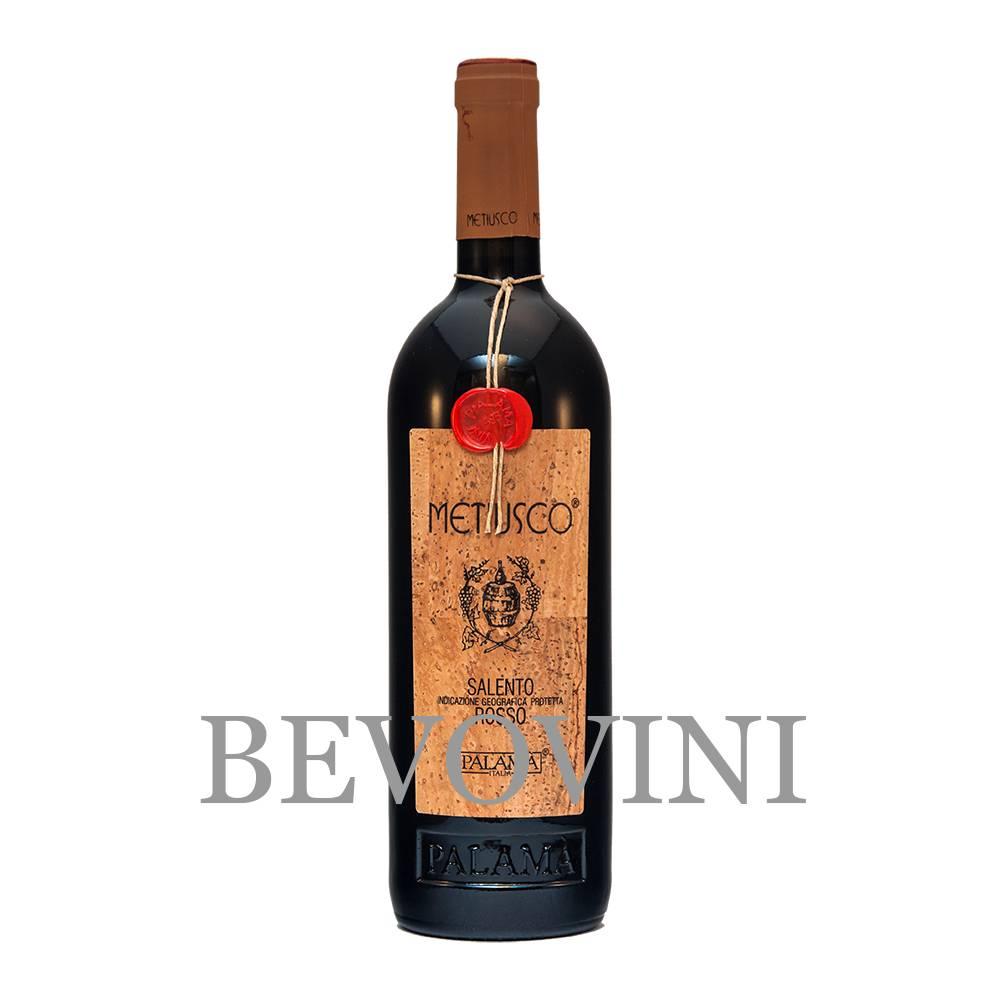 Vinicola Palama Metiusco Salento Rosso Igp 2017