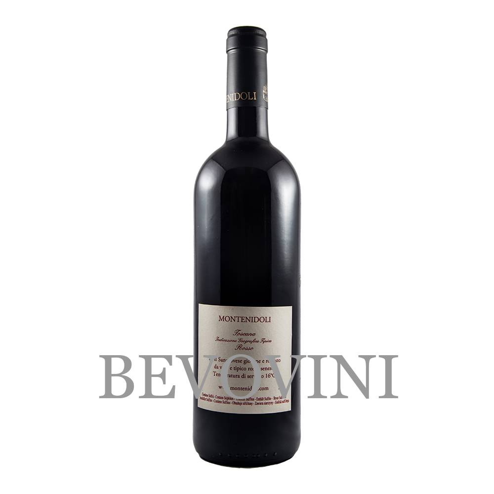 Montenidoli Vino Rosso Toscana Igt - Sono Montenidoli 2016