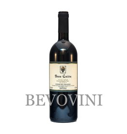 Poderi del Paradiso Saxa Calida 2015 - Vino Rosso Toscana Igt