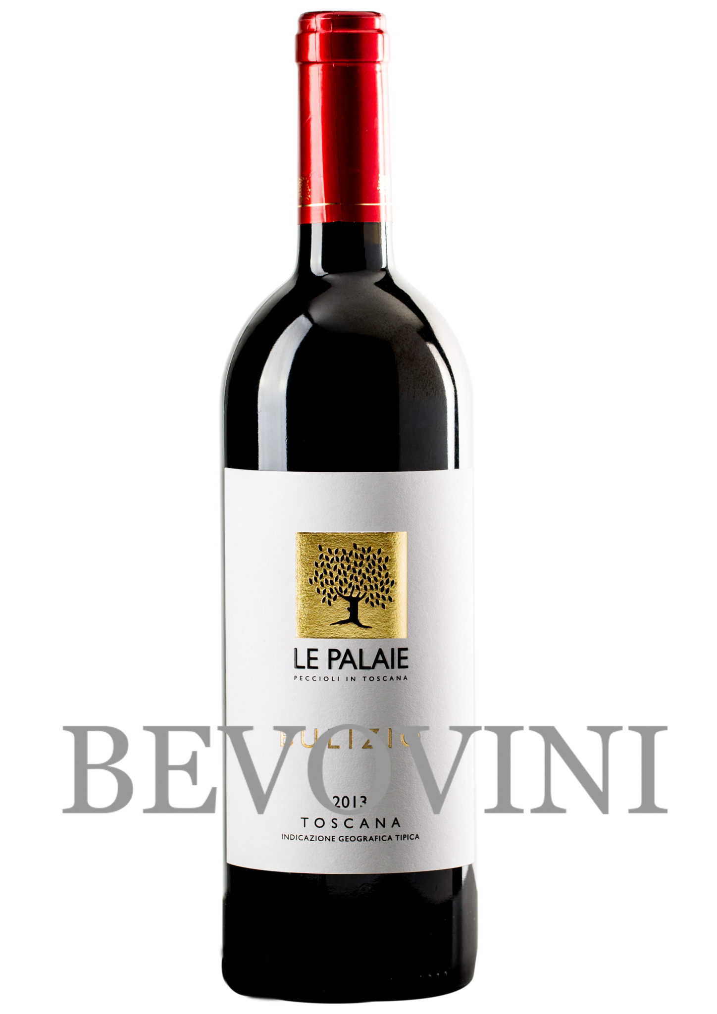 Le Palaie Vino Rosso Toscana Igt - Bulizio 2013
