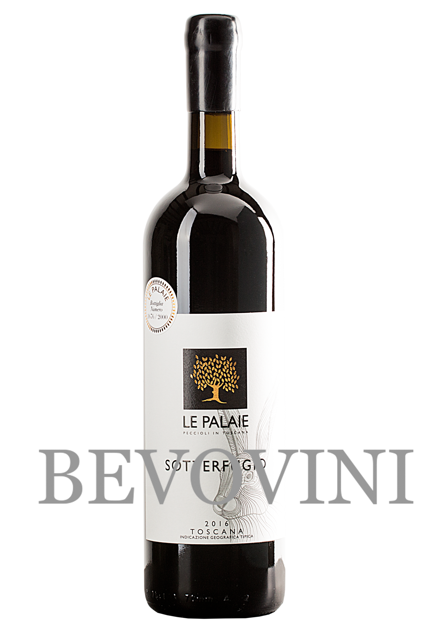 Le Palaie Vino Rosso Toscana Igt - Sotterfugio 2016