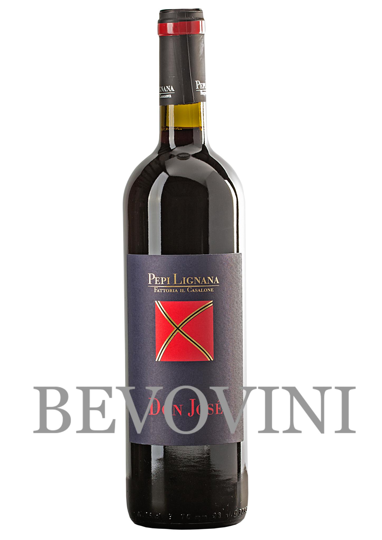 Pepi Lignana - Fattoria Il Casalone Maremma Toscana Doc - Cabernet Franc - Don José 2016