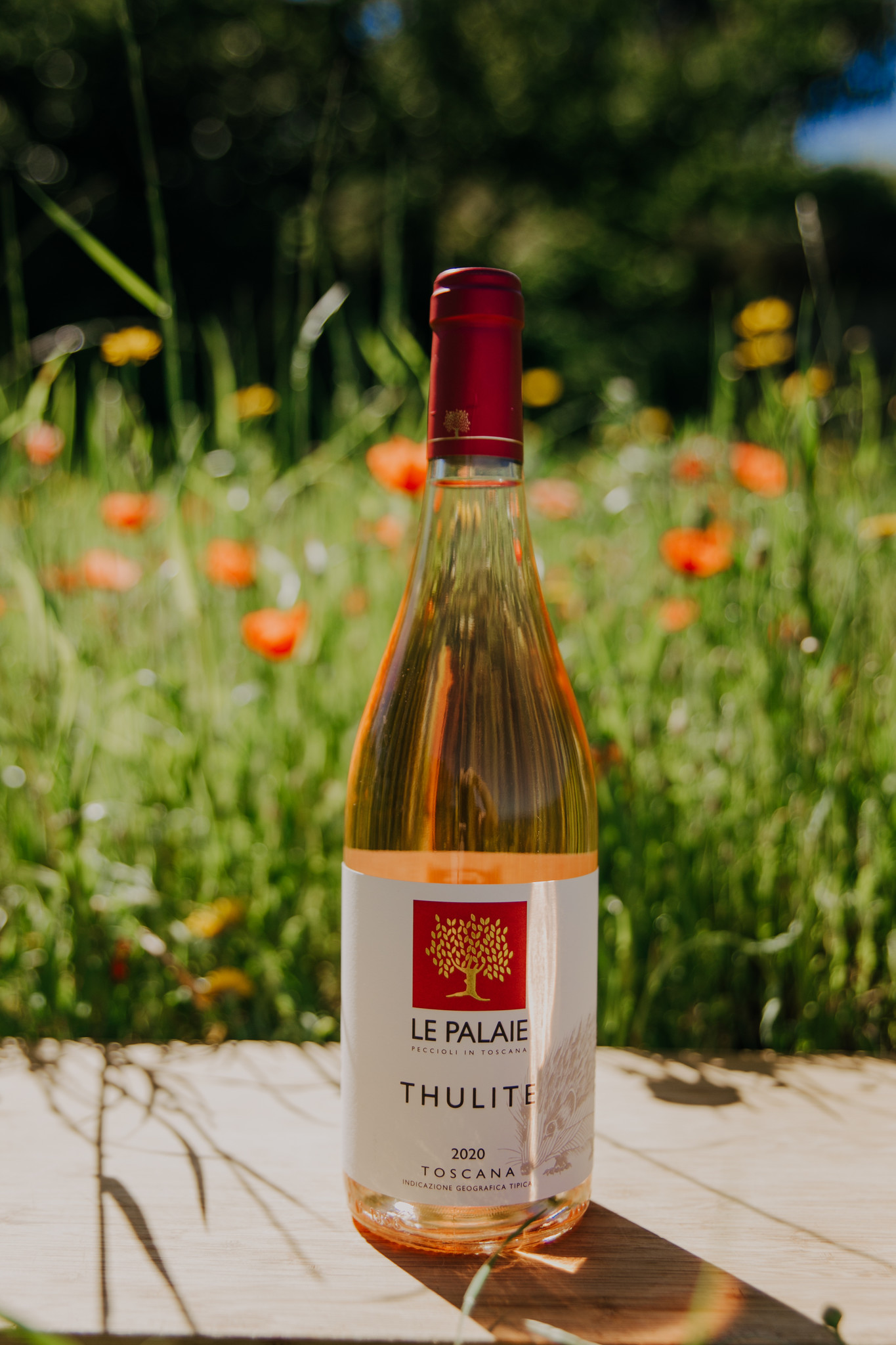 Le Palaie Thulite 2020 - Rosato di Toscana Igt