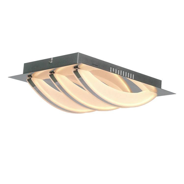 i-Lumen Plafondlamp Crooked LED 15 Watt