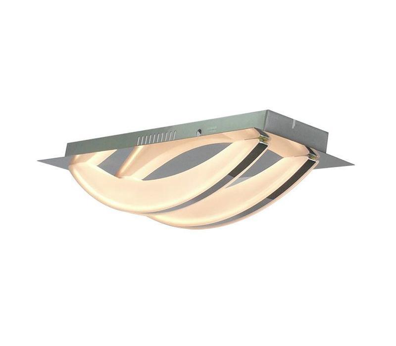 Plafondlamp Crooked LED 12 Watt
