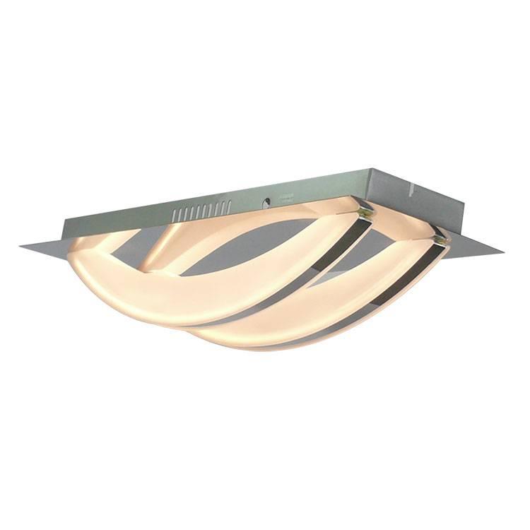 i-Lumen Plafondlamp Crooked LED 12 Watt