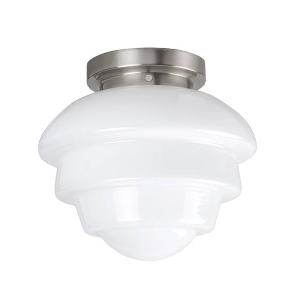 Highlight Plafondlamp Deco Oxford Ø 24 cm wit