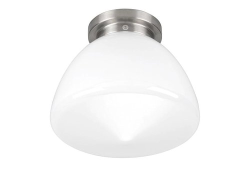Highlight Plafondlamp Deco Glasgow Ø 30 cm wit