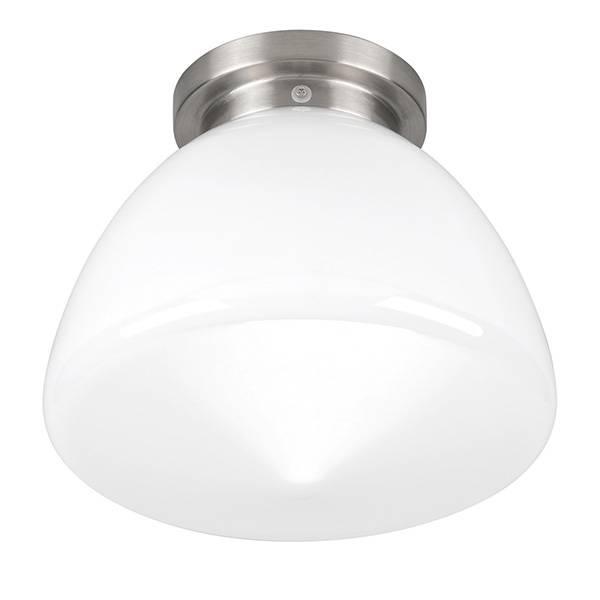 Highlight Plafondlamp Deco Glasgow Ø 30 cm wit