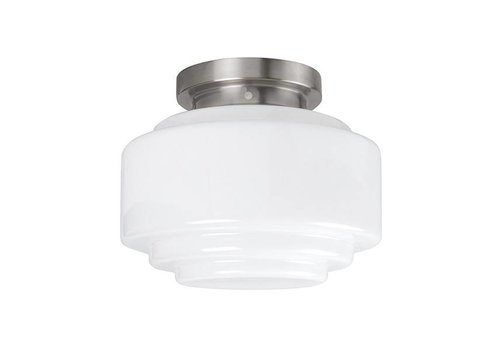 Highlight Plafondlamp Deco Cambridge Ø 24 cm wit