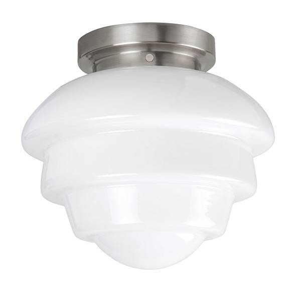 Highlight Plafondlamp Deco Oxford Ø 29 cm wit
