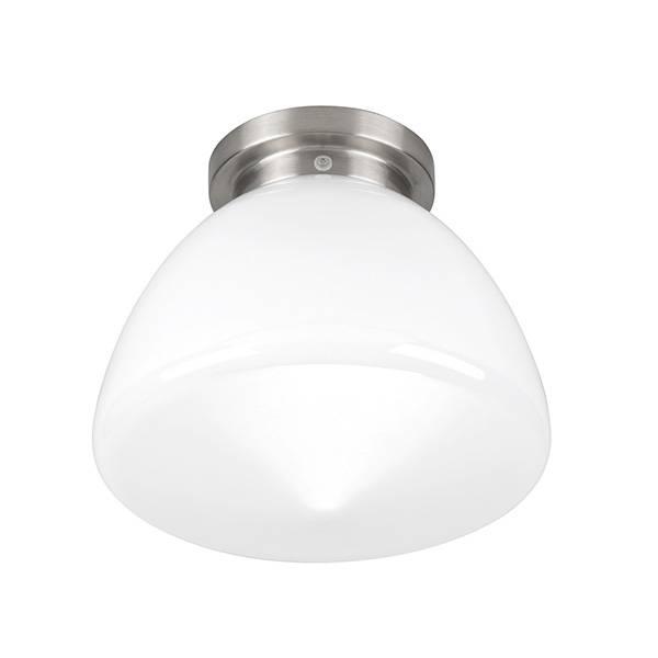 Highlight Plafondlamp Deco Glasgow Ø 24 cm wit