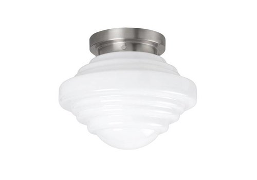 Highlight Plafondlamp Deco York Ø 24 cm wit